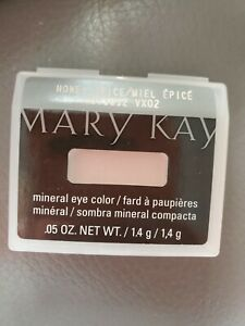 NIP Mary Kay Mineral Eye Color HONEY SPICE Product #013032 Full Size