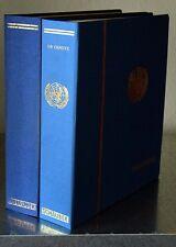 Gestempelte Briefmarken der Vereinten Nationen als Sammlung
