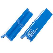 Kunststoff Schraubstock Schutzbacken 125 Schonbacken Schraubstockbacken PVC
