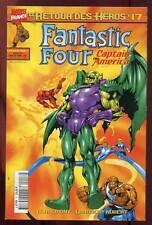 FANTASTIC FOUR  N°17. PANINI.  2000