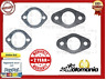 KIT 4 GASKETS SILENCER AND EXHAUST MANIFOLD FIAT F 500 LR