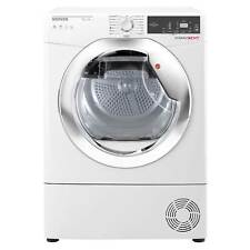 Hoover Dynamic DXH9A2TCE B Rated 9kg Heat Pump Condenser Tumble Dryer in White