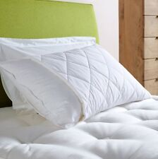 "Standard 19x29"" (50x75cm)Pillow Protector Poly Cotton Percale with Zip Closure"