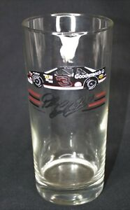 Dale Earnhardt #3 Hunter 1992 Drinking Glass Nascar Racing