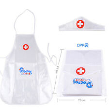 1set Baby Nurse Doctor Performing Children Play Role Play Doctor Clothing Toys