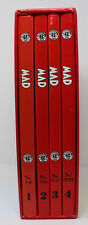 EC COMICS 14 HARDCOVER SLIPCASE EDITIONS SETS 1979 TO 1988 53 VOLUMES IN ALL