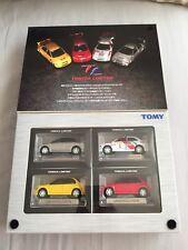 *RARE* Tomica Limited Mitsubishi Evolution IV and VIII Set