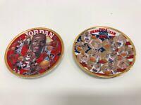 Michael Jordan Dream Team Sports Impressions NBA Collectors Mini Plate 1992