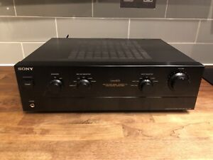 Sony TA-F246E Stereo Integrated Amplifier - Power MOS - Phono Stage