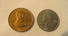 Chester Arthur Franklin Mint Bronze Token Medal 25mm.