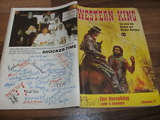 Western King # 312 -- l'horseking/Shannon 17 di John B. Durango