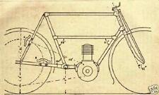 Motor Bicycle Building Book 1906 on CD cycle motorcycle