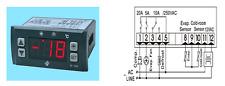 SHANGFANG SF-104S COOL ROOM FRIDGE FREEZER DIGITAL CONTROLLER 3 RELAYS