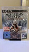 Assassin's Creed: Brotherhood PS3 Spiel *OVP & Verschweißt* *Blitzversand*