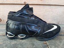 Nike Shox Elite Black Basketball Shoes mens 11.5