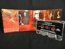 AETERNUS ...And So The Night Became / 1998 / MC, CASSETTE