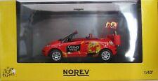 Norev 1/43 - 155384 - Tour de France - Citroen C3 pluriel café Grand Mère