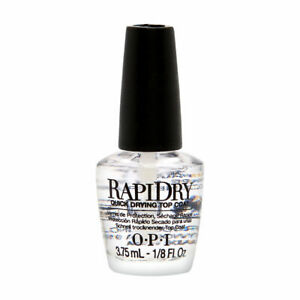 OPI RapiDRY Quick Dry Top Coat  High Shine Protection 3.75ml Mini