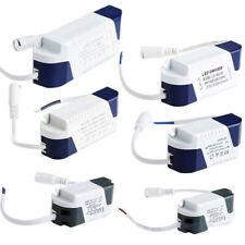 Corriente constante 3W-24W AC85-265V 300 mA LED Driver carcasa de plástico para Lámpara Nuevo