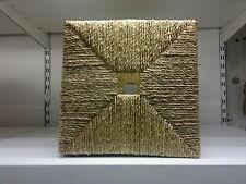 IKEA KNIPSA jonc de mer boîte de rangement idéal pour Jouets, Vêtements & Magazine, Kallax Unité