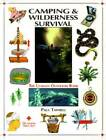 Camping & Wilderness Survival - Paperback By Tawrell, Paul - GOOD