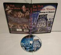 La nuit des morts vivants - Georges A.Romero  DVD - Pal Zone 2 - Comme neuf