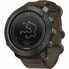 Suunto Traverse Alpha Foliage GPS Military Outdoor Watch SS022292000
