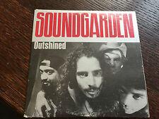 Soundgarden - 'Outshined' Australian CD Single in Card
