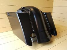 "5""EXTENDED BAGS & 4 POINT DOCKING FENDER FOR HARLEY DAVIDSON TOURING 2009-2013"