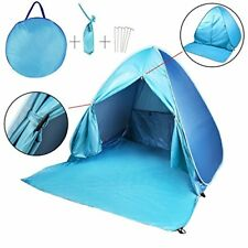 Portable Beach Tent Pop Up Canopy Sun Shade Shelter Outdoor Camping Fishing