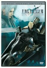 Final Fantasy VII: Advent Children (DVD) Special Edition Free Shipping In Canada