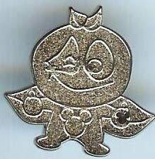 Disney Pin: WDW 2011 Hidden Mickey Deebees Collection - Orangee (CHASER)
