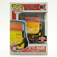Funko Pop Target Con 2021 The Simpsons Otto Man 907