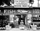 Roadside Stand near Birmingham, AL 1936 Walker Evans FSA Vintage Photo Reprint