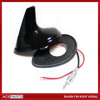 Universal Car Roof Radio AM/FM Signal Shark Fin Aerial Antenna