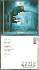 CD - ZAZIE : MADE IN LOVE