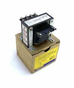 Square D 9070EO2D1 240/480-120 Vac Ind. Control Transformer (NIB)