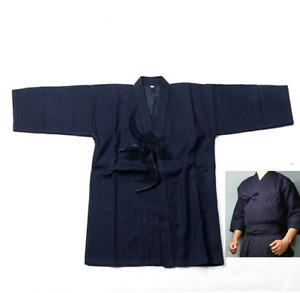 Pure Cotton Kendo Aikido Thatched Martial Arts Uniform Ledo Kimono Top Thin