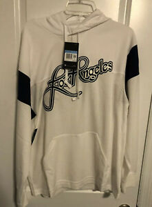 Nike Men's LA Los Angeles Rams City Jersey Pullover Hoodie Size MEDIUM *F