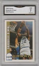 SHAQUILLE O'NEAL - 1992 / 1993 HOOPS - ROOKIE CARD -- #442 -- GRADED NM 7
