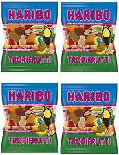 4 x HARIBO - Tropifrutti - 4 x 200 gr - German Product - FREE SHIPPING