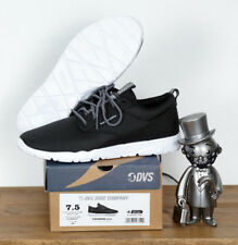 Dvs Skate Shoes Shoes Premier 2.0+ Black White Mesh 7/40