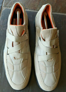 Mohr, Schuhe Herren Gr.48/49 Wildleder/Stoff ungetragen Made in Germany