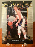 2018-19 Panini Select Moritz Wagner #49 RC Rookie Lakers Wizards - FREE SHIPPING