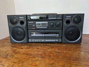 Panasonic RX-DT680 - Panasonic Boombox - Stereo Radio CD super clean