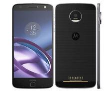 "MOTOROLA MOTO Z DROID XT1650-01 4gb 32gb 13mp Hdr Fingerprint 5.5"" Android Lte"