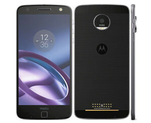 "MOTOROLA MOTO Z DROID FORCE XT1650M-02 4gb 32gb 13mp Fingerprint 5.5"" Android 4g"
