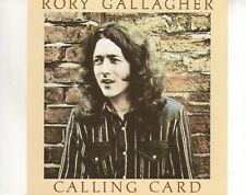 CD RORY GALLAGHERcalling cardVG++ (B3229)