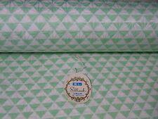 Japanese Vintage Fabric Roll for Juban Kimono Trad Asanoha Hemp Leaves Pattern