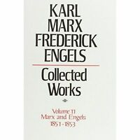 Collected Works, Hardcover by Marx, Karl; Engels, Friedrich, Brand New, Free ...